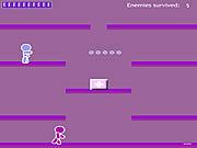 Purplenum Survival game