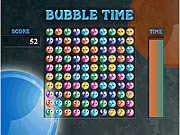Bubble Time game