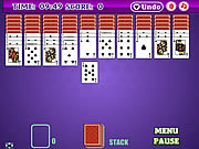 Play Spades spider solitaire 2 Game