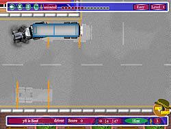 Park My Truck 3 v2 oyunu