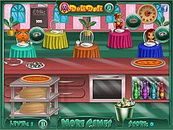 Doli Fancy Pizzeria game