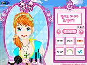 Make-over Evie game