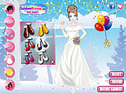 Winter Wedding Dresses game