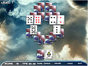 Play Space odyssey solitaire Game