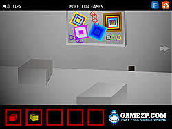 Alone in Gray Nightmare game