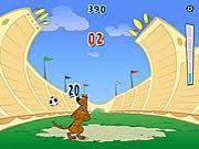 Permainan Scooby Doo Kickin It