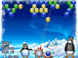 Polar Fireworks game