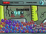 Blob Drop game