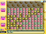 Smiley's Match the Tiles game