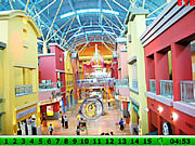 Play Hidden numbers shopping mall Game