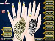 Manicure Maniac game