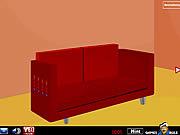 Red Sofa Room Escape game