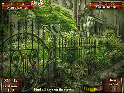 juego Mysterious Palace