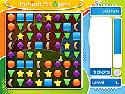 Fusion Shapes game