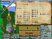 Alphabet Jungle game