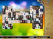 Jogar jogo grátis Black and White Mahjong 2