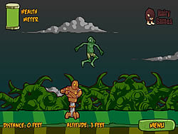 Zombies Can Fly game