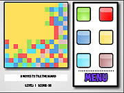 Tile Up game