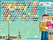 Play Christmas - bubbles Game