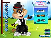 Cute Groundhog game