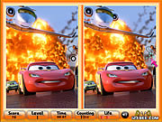 Spot the Difference - Cars game