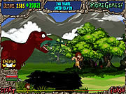 Jogar jogo grátis Dino Panic Game