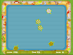 Turtle Pool game