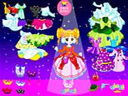 Cartoon Girl game