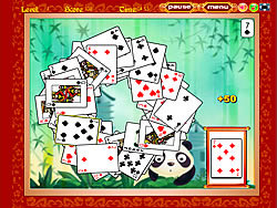 Ancient China Solitaire game