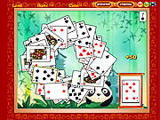 Play Ancient china solitaire Game