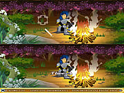 Knight's Quest Difference game