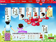 Golf Solitaire - First Love game