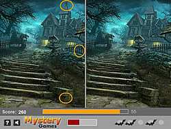 juego Mystery Difference