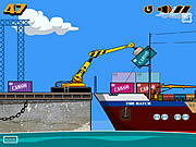 Shipping Yard game