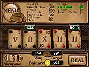 Play Poker - the roman architect Game