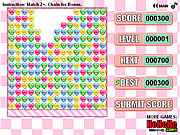 Valentine Hearts Remove game