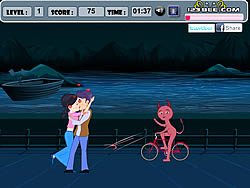 New Teen Kiss game