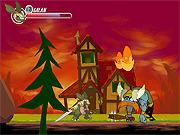 juego Armadillo Knight