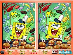 6 Diff Fun Spongebob Squarepants game