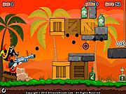 Alien Bottle Buccaneer game