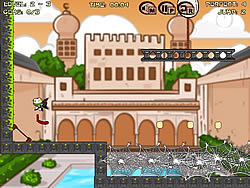 Ninja Frog game