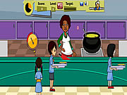 Play School canteen Game