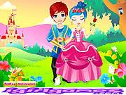 Play Royal princess dating Game