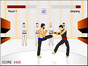 Pencak Silat 1.2: Defender of the Motherland game