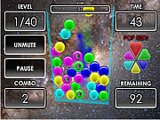 Play Bubble burst redux Game