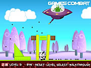 Play Protect the cow Game