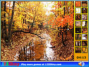 Hidden Spots Trees game