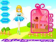 Sweet Modern Princess game