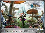 Alice in Wonderland - Hidden Objects game
