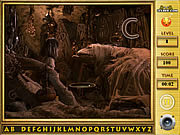 The Dark Crystal Find the Alphabets game